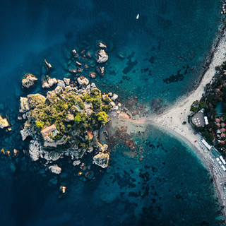 Aerial Photography of Nature