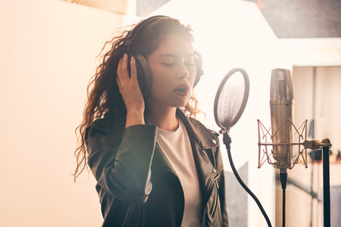 VOCAL COACHING FOR RECORDING