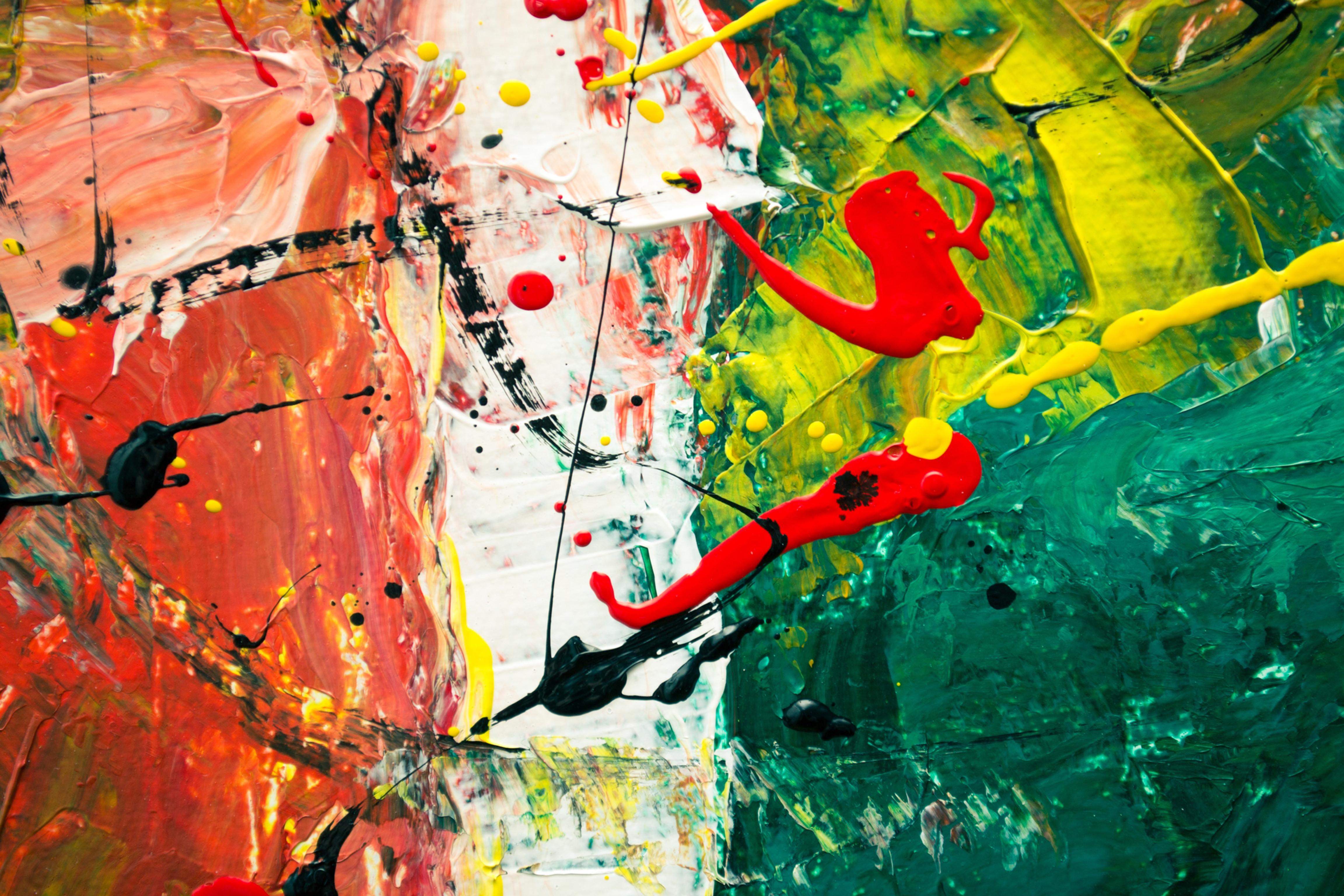 Single Class: Painting Acrylic(virtual)