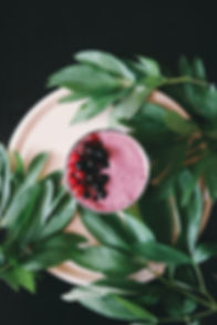 Fresh Berries Milkshake