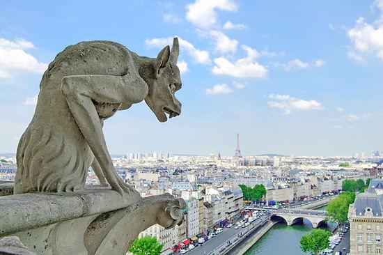 entreprise sécurité avec maître-chien à Paris