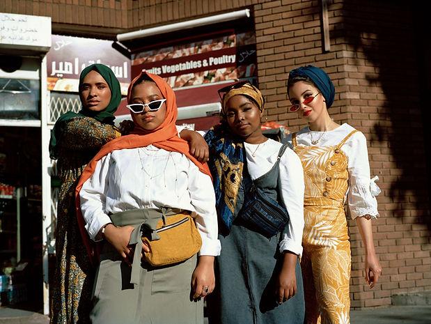 Women in the Street