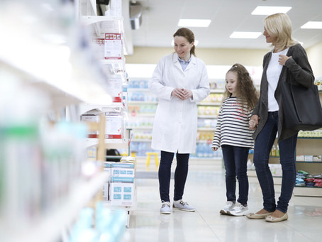 Kids and Allergies and the EpiPen®