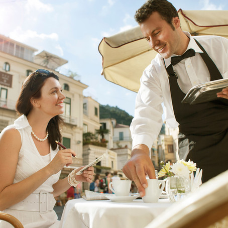 Tips for Tipping in Italy