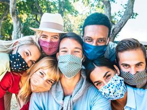O objetivo da Máscara é para Fortalecer nossa Respiração e capacidade Pulmonar!