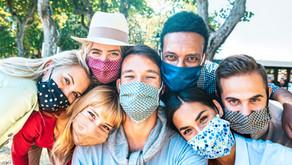 O uso da máscara e o efeito na voz