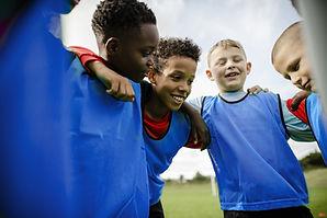 Junior voetbalteam