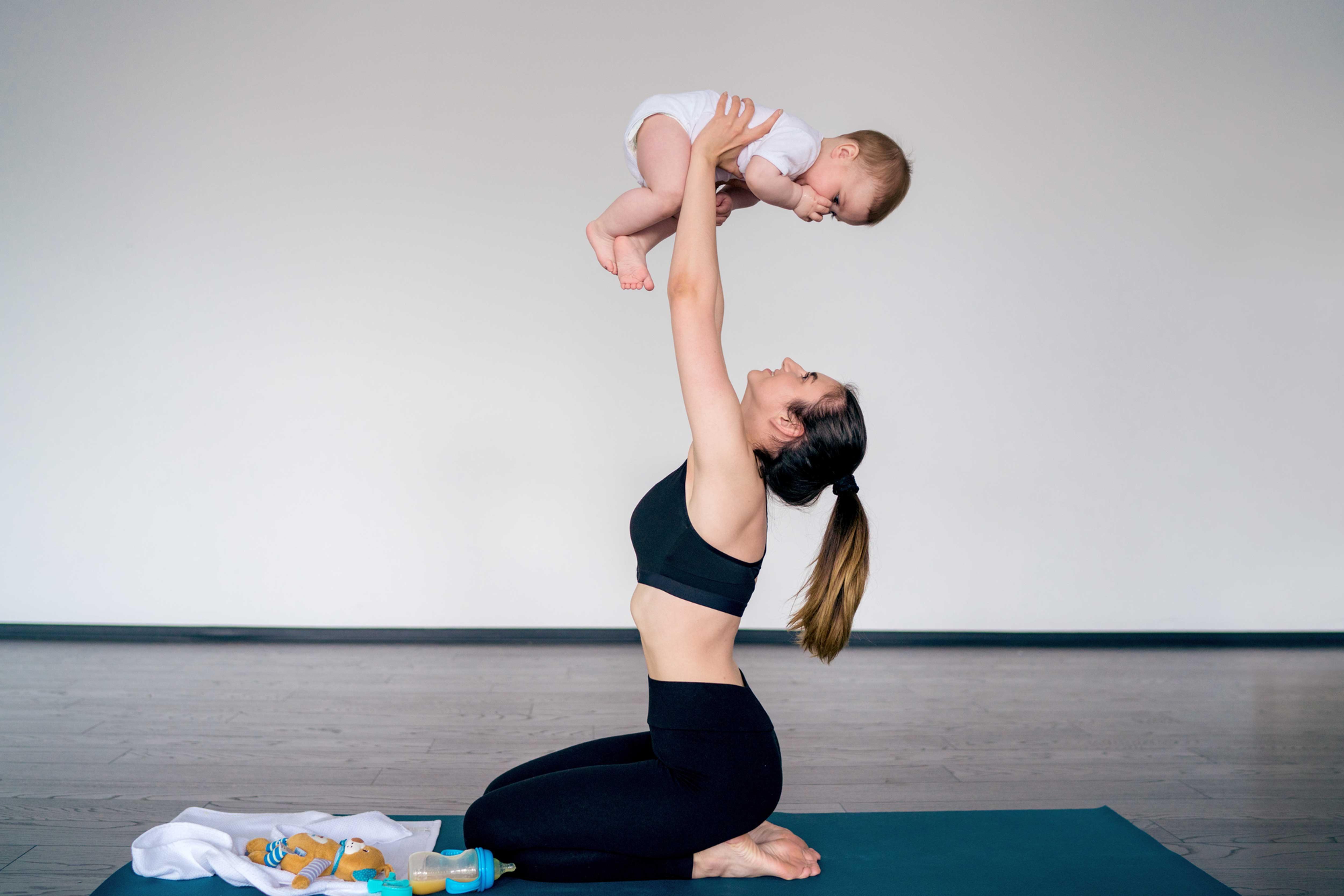 Mum & Baby Yoga | Retiro Park