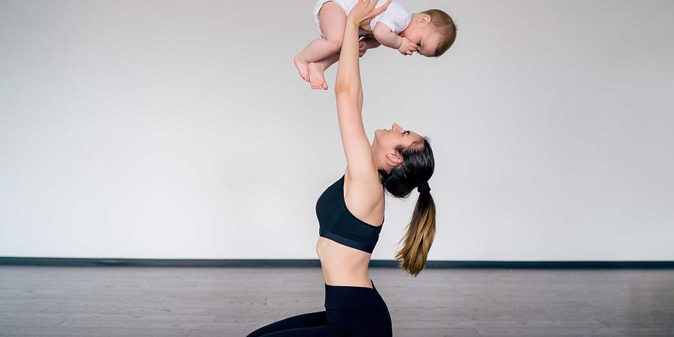 Prenatal, Postnatal and Baby & Me Yoga