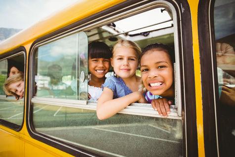 Okul Otobüsü'ndeki Çocuklar