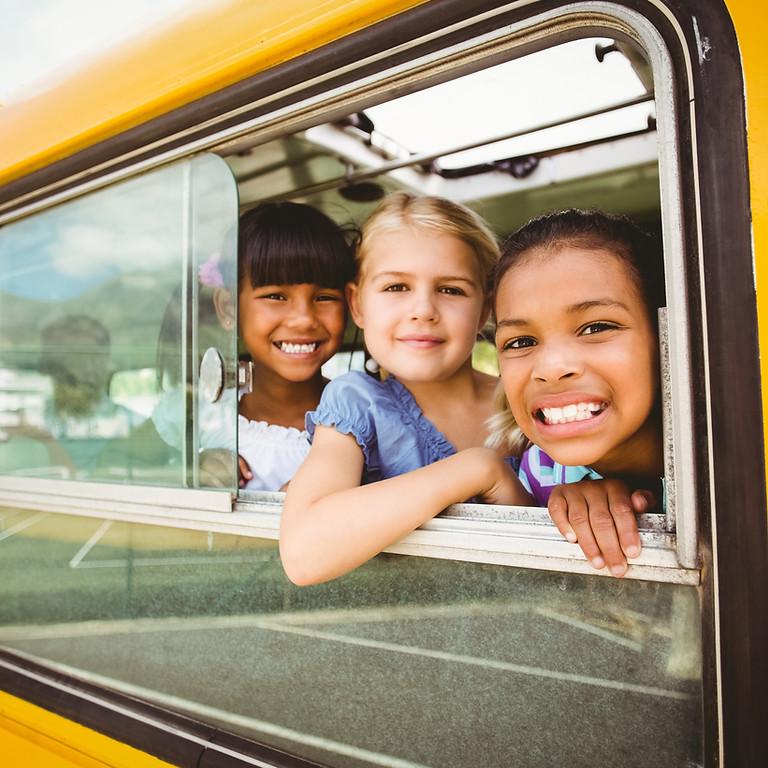 First Day of School - El Primer Día de las Clases