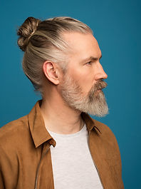 Man with Bun