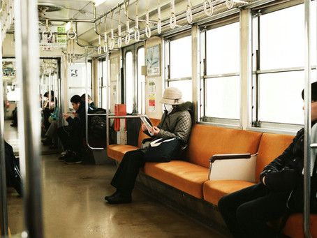 PERSONALITY DEVELOPMENT AND SOFT SKILLS TIPS: USING PUBLIC TRANSPORT