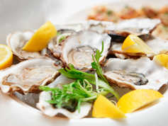 Simple Oysters Dressings