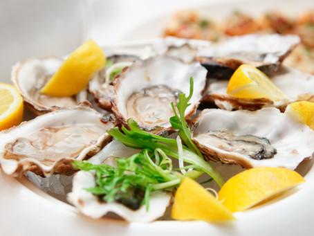 Conseils diététiques  : les huîtres