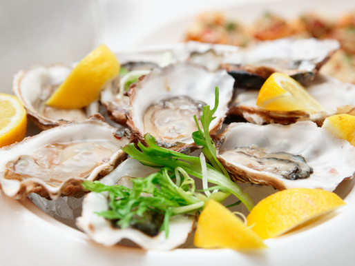 Our seafood and fish is always fresh. Just as everything else that we serve...