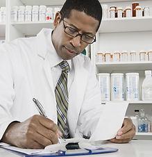 Remplir les prescriptions