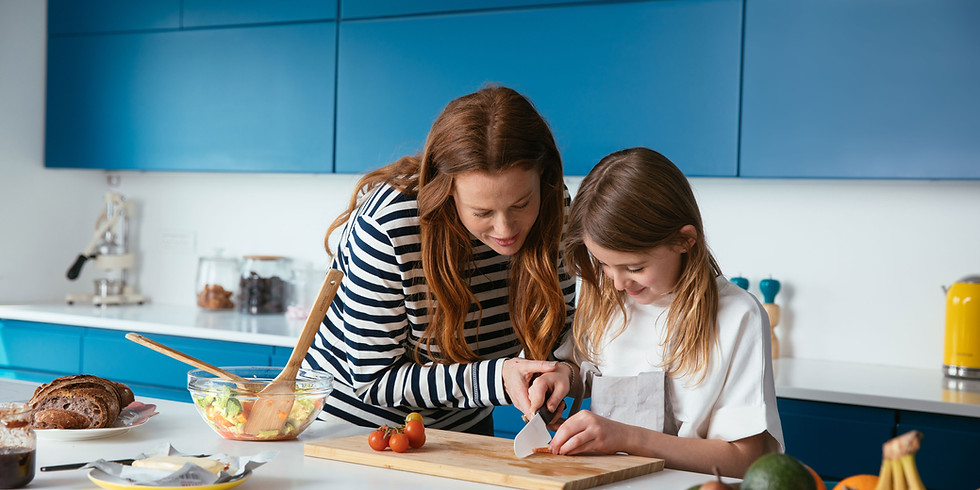 Family Cooking Day! - FEATURED