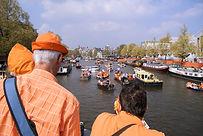Niederlande Feier