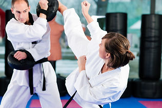 Tae Kwon Do Practice