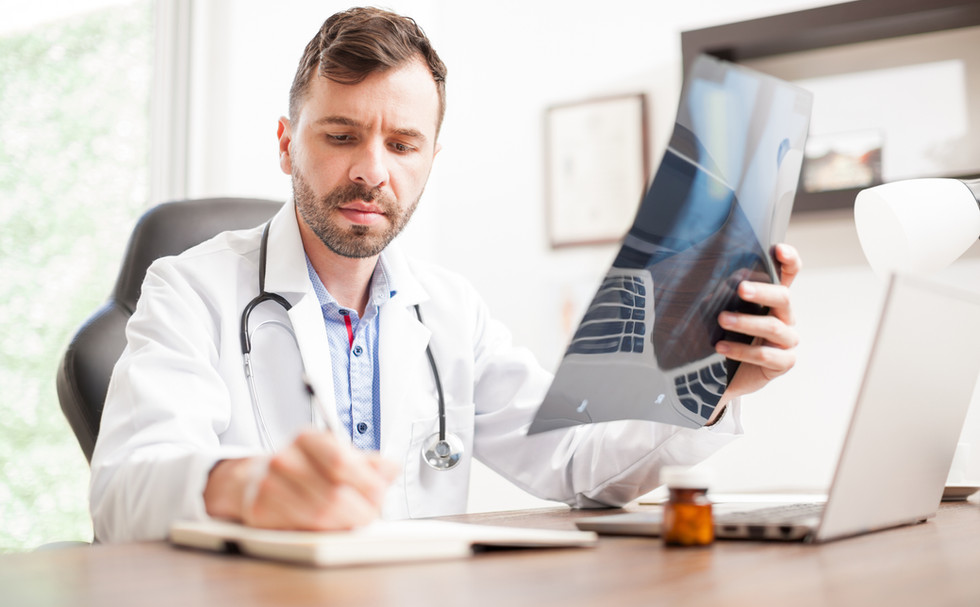Doctor on a Computer