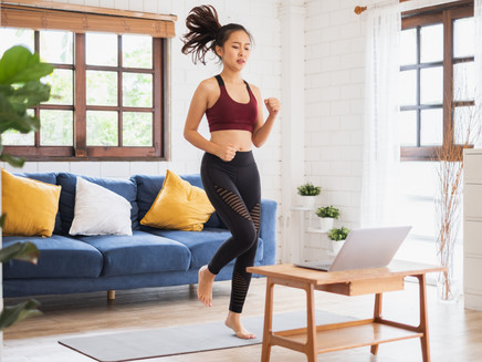 Three Ways to Move More While Working From Home