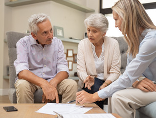 Tips for Dealing with Aging Parents Who Won't Listen