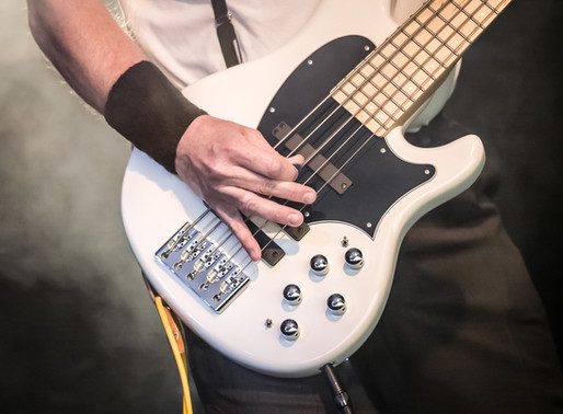 Keys to getting a great Bass tone Pt1 - Your Playing & U