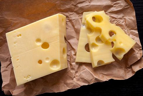 Gelber Käse