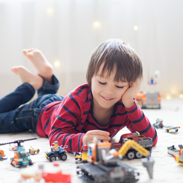 LEGO® -Based Therapy Workshop  - Junior Group