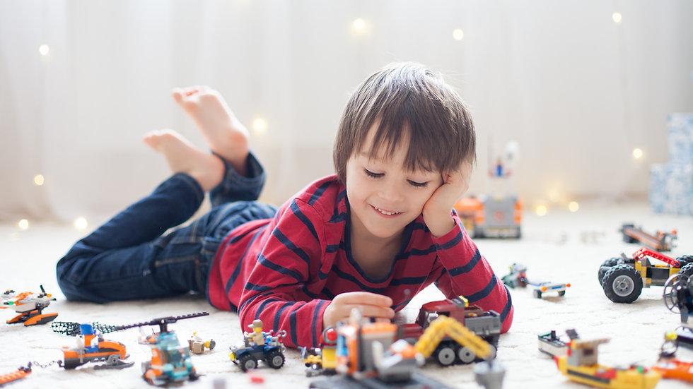 Lego Building Club for Grades K-2 (2:00)