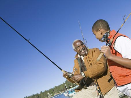 Black History and The Fishing Community