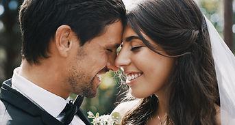 Affectionate Newlywed