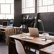 Espace de bureau moderne