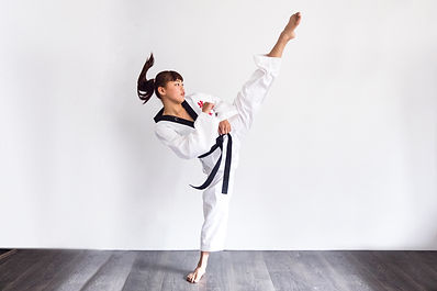 Tae Kwan Do in Action