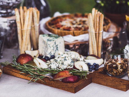 Cheeses with Fall Vibes