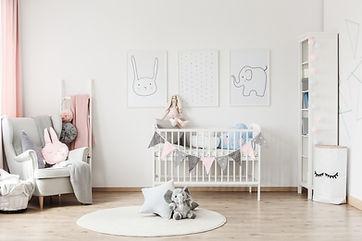 Baby van ' s Kamer
