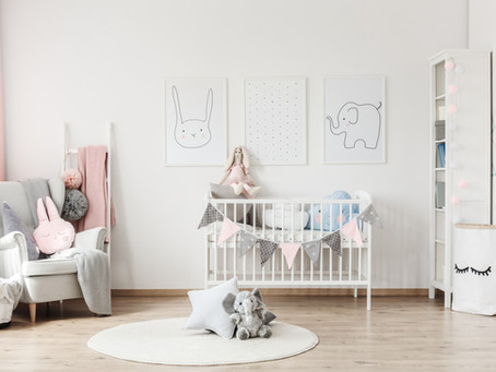 45 Top tips to Decorate your Nursery