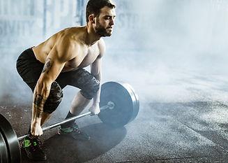 Sollevatore/sollevatrice di pesi