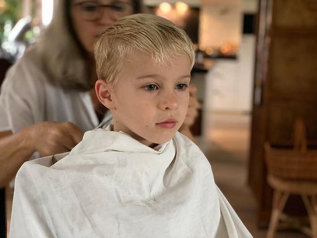 Child Haircut