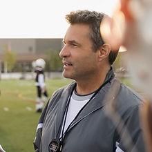 Fußballmannschafts-Trainer