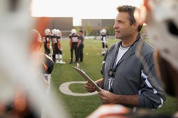 Football Team Coach