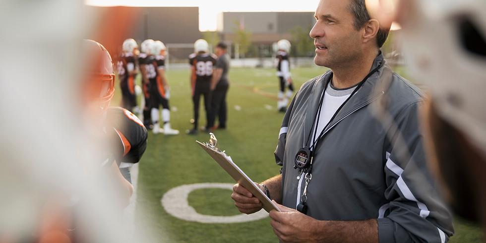 Mandatory football coaches/parent meeting