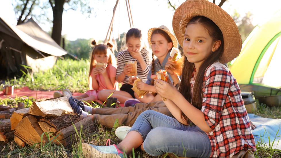 Como fazer um picnic infantil