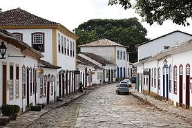 Casas coloniais MG