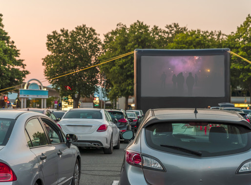 5 KIND OF EVENTS THAT'S SUITABLE TO USE DRIVE-IN CONCEPT