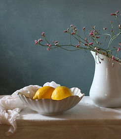 花と柑橘類