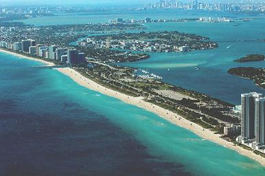 Cidade no litoral