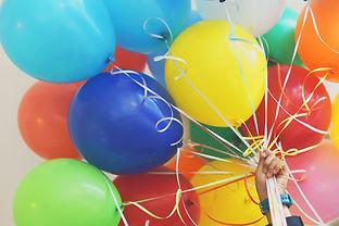 Colorful Balloons Wellington New Zealand
