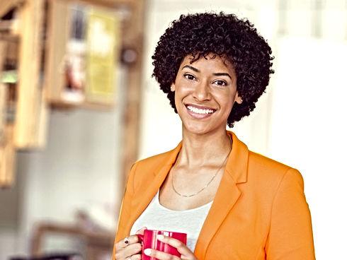 Femme entrepreneur indépendant Forever Living Aloe Vera Passion